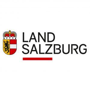 Logo vom Land Salzburg