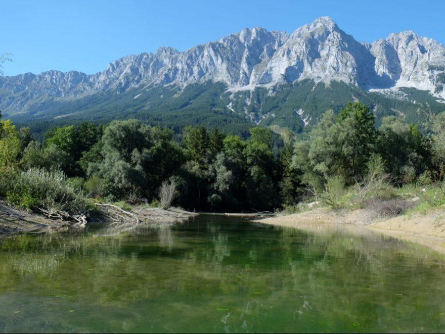 Enns-Steiermark: Die Flusslandschaft Enns